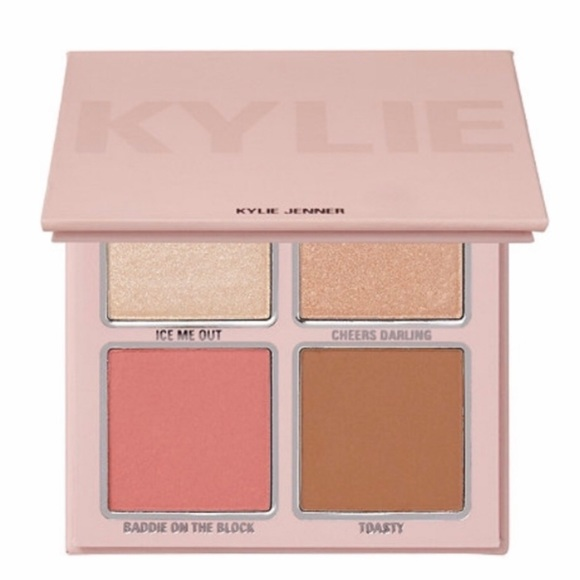 Kylie Cosmetics Other - Kylie Jenner Pressed Powder Face Palette
